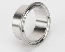 Tri-Clamp hegeszthető vég - DIN 32676 - DN10